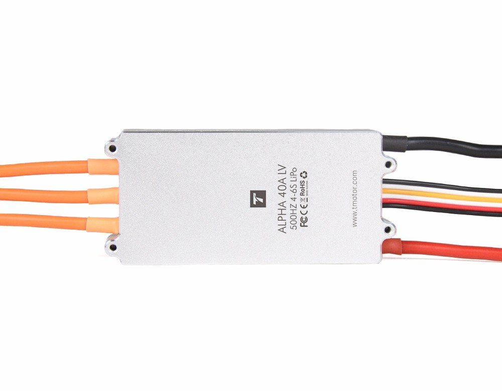 ALPHA 40A LV_ALPHA Series_ESC_Products_T-motor-The Safest Propulsion ...